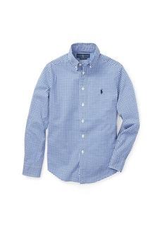 Ralph Lauren Cotton Poplin Sport Shirt