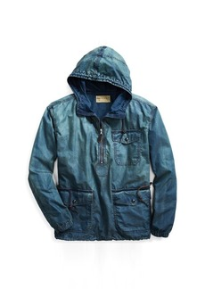 Ralph Lauren Cotton Ripstop Popover Jacket