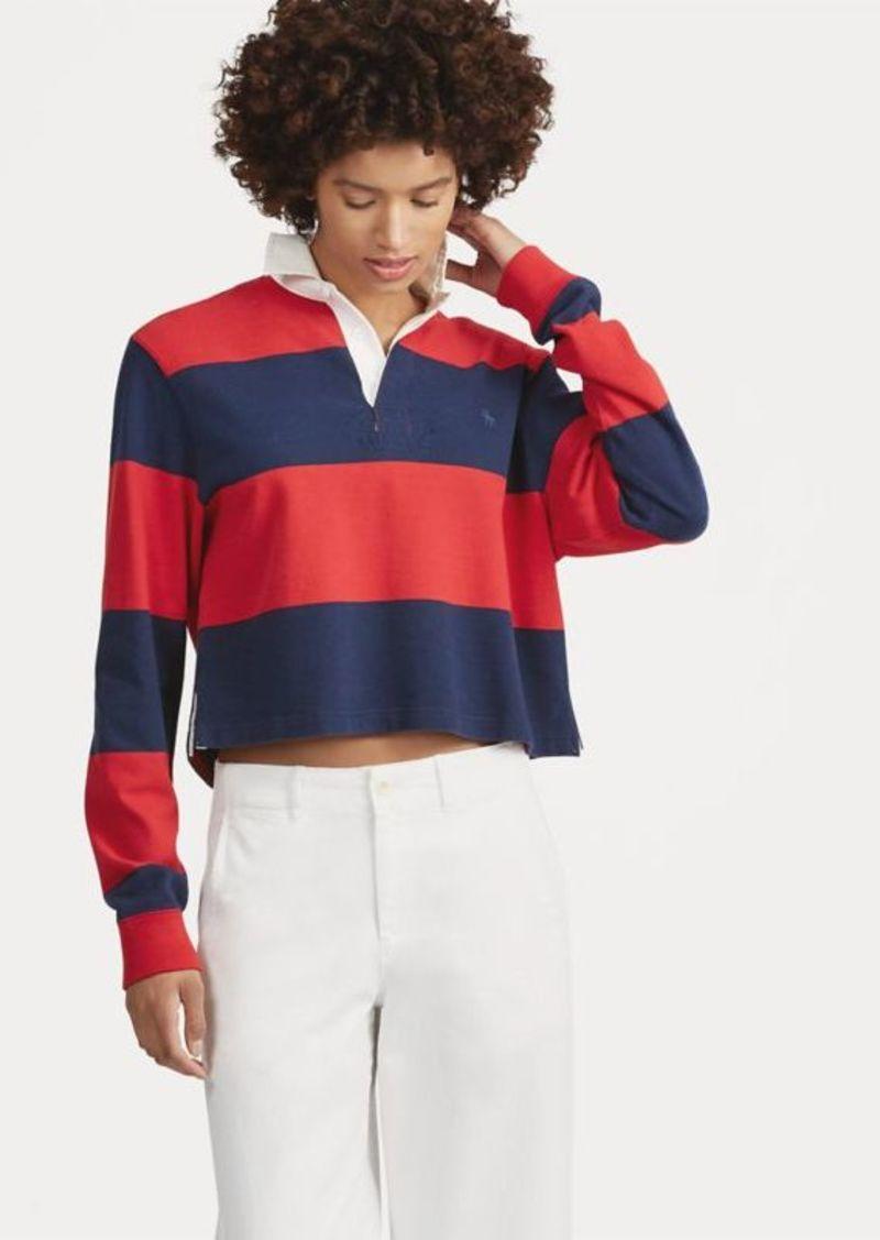 Ralph Lauren Cotton Rugby Shirt