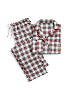 Ralph Lauren Cotton Sleep Set