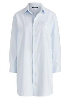 Ralph Lauren Cotton Sleep Shirt