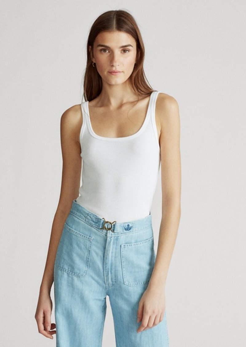 Ralph Lauren Cotton Tank Top
