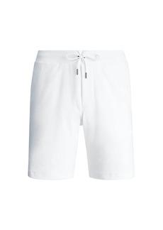 Ralph Lauren Cotton Terry Cloth Beach Shorts