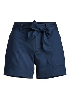 Ralph Lauren Cotton Twill Short