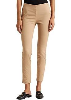 Ralph Lauren Cotton Twill Skinny Pants