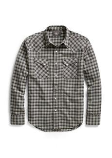Ralph Lauren Cotton Twill Western Shirt