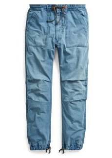 Ralph Lauren Cotton Utility Drawstring Pant