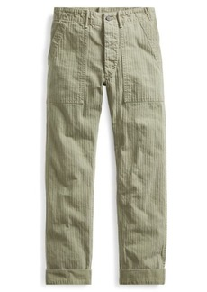 Ralph Lauren Cotton Utility Pant
