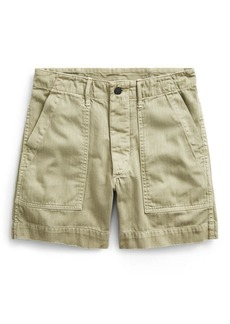 Ralph Lauren Cotton Utility Short