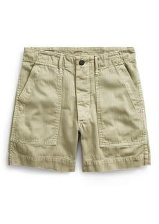 Ralph Lauren Cotton Utility Short