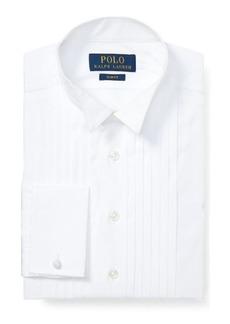 Ralph Lauren Cotton Wing-Collar Dress Shirt