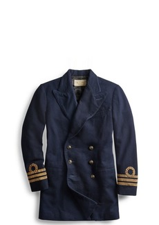 Ralph Lauren Cotton-Wool Admiral Jacket