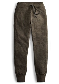 Ralph Lauren Cotton-Wool Sweatpant
