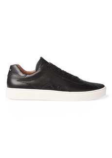 Ralph Lauren Court 100 Leather Sneaker