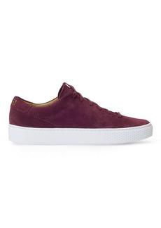 Ralph Lauren Court 125 Suede Sneaker