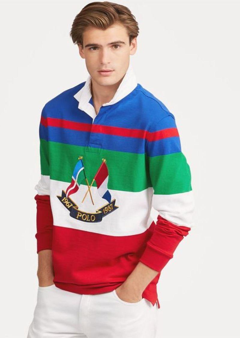 46ea59b03c45a Ralph Lauren CP-93 Classic Fit Rugby Shirt