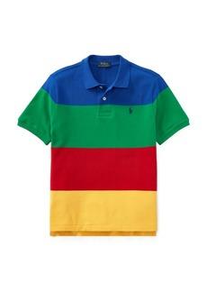 Ralph Lauren CP-93 Cotton Mesh Polo Shirt