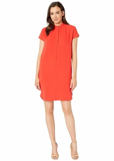 Ralph Lauren Crepe Shift Dress