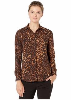 Ralph Lauren Crepe Shirt