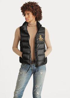 Ralph Lauren Crest Down Vest