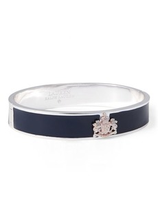 Ralph Lauren Crest Enamel Bangle
