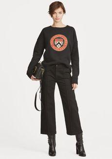 Ralph Lauren Crest Fleece Pullover