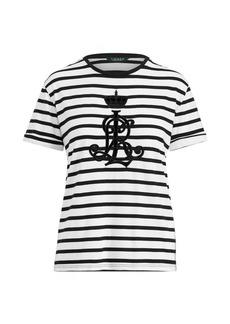 Ralph Lauren Crest Jersey T-Shirt