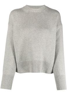 Ralph Lauren crew-neck intarsia-knit jumper