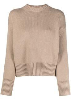 Ralph Lauren crew-neck intarsia knit jumper