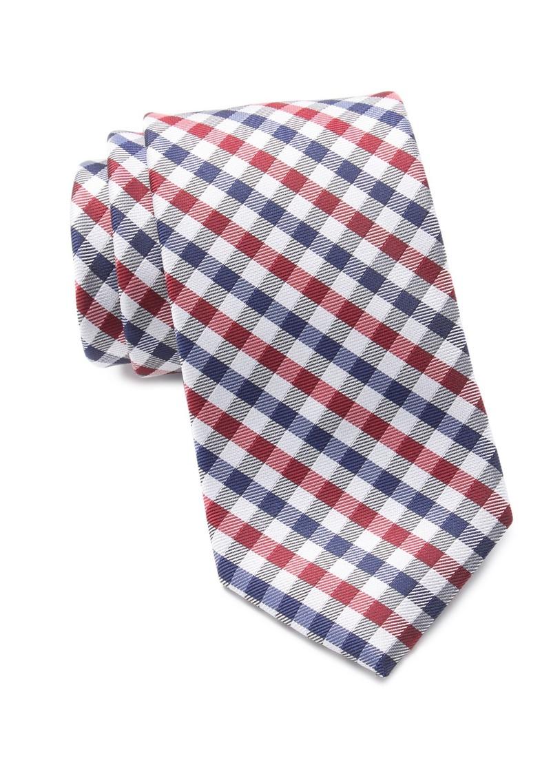 Ralph Lauren Crisp Gingham Tie