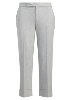 Ralph Lauren Cropped Straight Pant