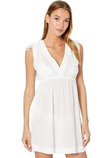 Ralph Lauren Crushed Cotton Farah Dress