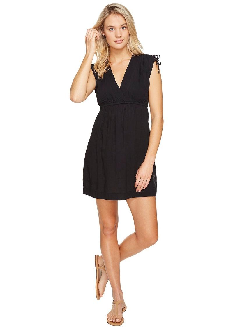 Ralph Lauren Crushed Farrah Dress Cover-Up