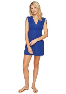 Ralph Lauren Crushed Farrah Dress Cover-Up