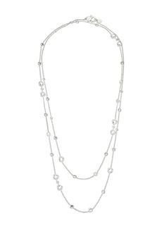 Ralph Lauren Cubic Zirconia Strand Necklace