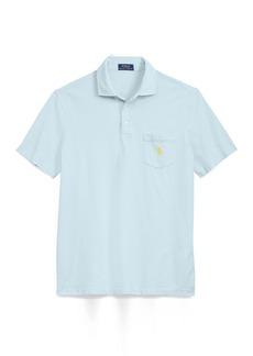 Ralph Lauren Custom Fit Jersey Polo Shirt