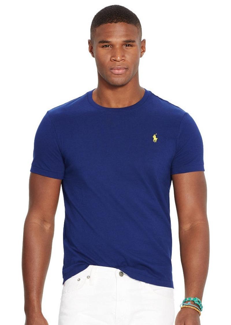 Ralph Lauren Custom-Fit Cotton T-Shirt