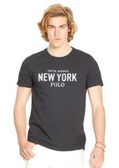Ralph Lauren Custom-Fit Graphic T-Shirt