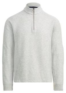 Ralph Lauren Custom Fit Half-Zip Pullover