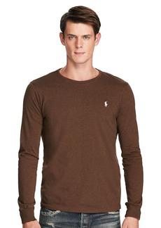 Ralph Lauren Custom-Fit Long-Sleeve T-Shirt