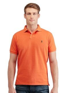 Ralph Lauren aFeoOverrideAttrRead('img', 'src')Custom-Fit Mesh Polo Shirt