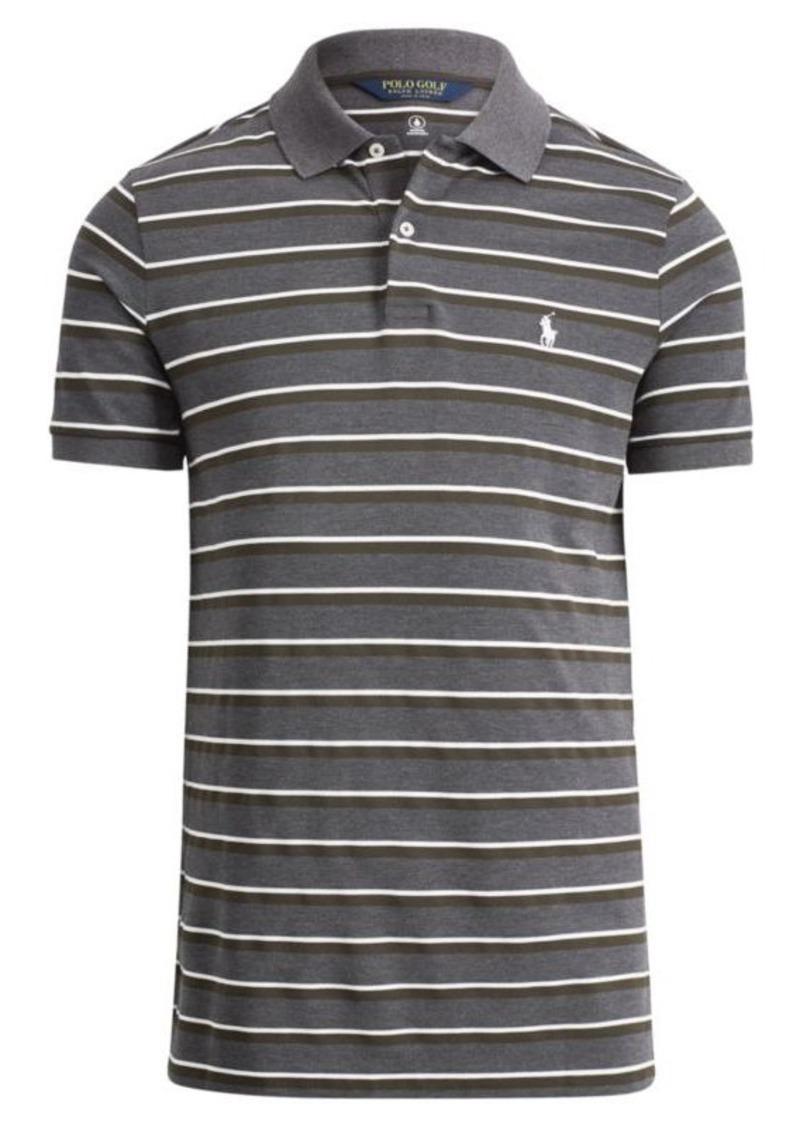 Ralph Lauren Custom Fit Performance Polo Casual Shirts