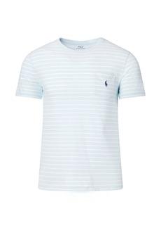Ralph Lauren Custom Fit Striped T-Shirt