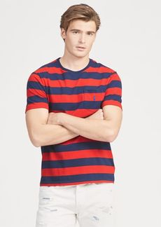 Ralph Lauren Custom Slim Fit Cotton Tee
