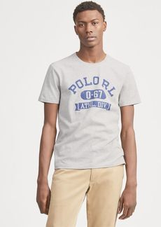 Ralph Lauren Custom Slim Fit Graphic Tee