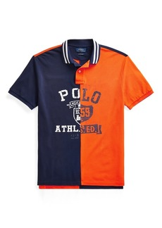 5ae068934f On Sale today! Ralph Lauren Active Fit Stretch Lisle Polo