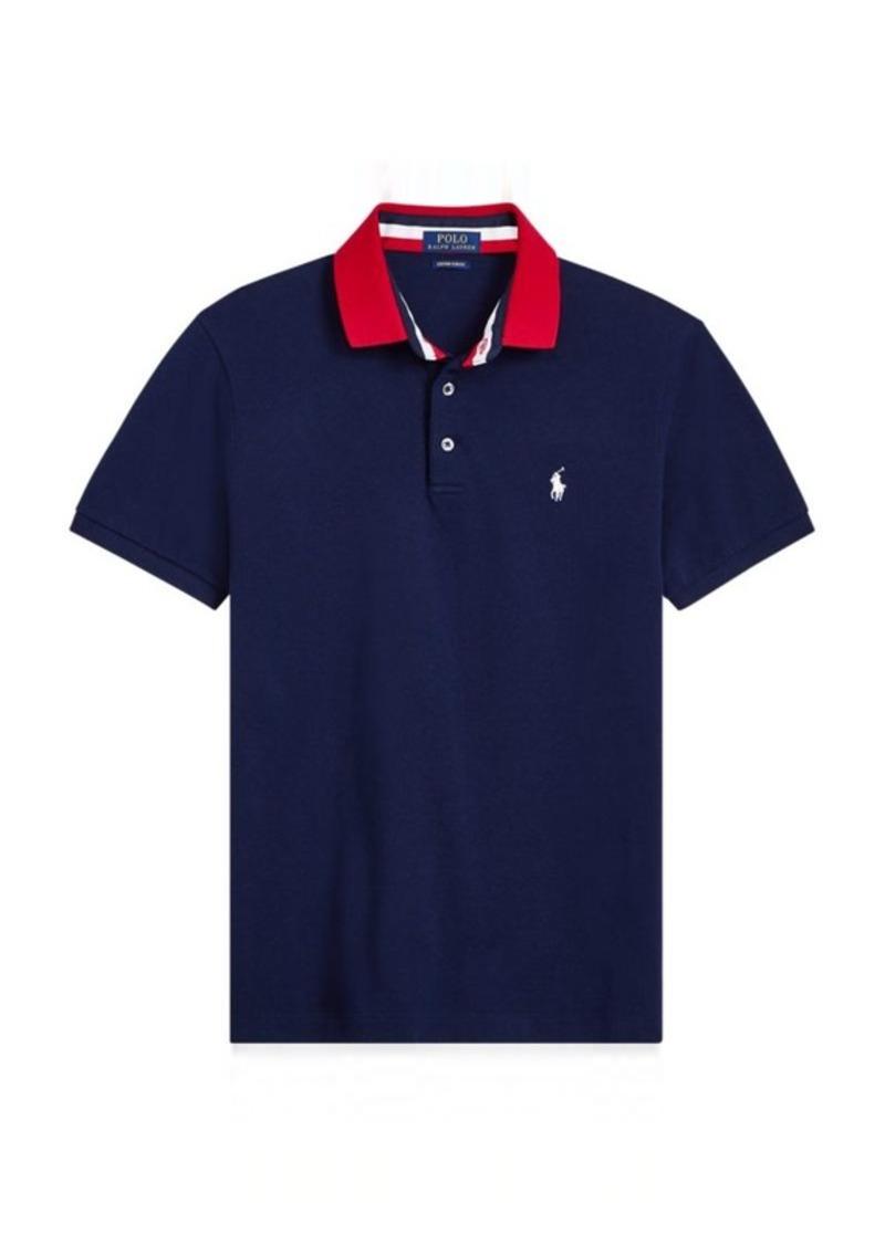 48e480ac switzerland ralph lauren polo classic custom slim fit shirt 53ccf e21a3