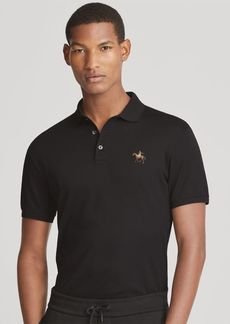 Ralph Lauren Custom Slim Fit Piqué Polo