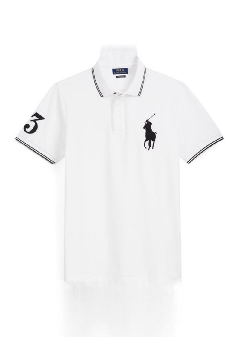 Fit Slim Polo Custom Shirt Slim Custom zMpqSVGLU