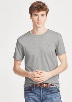 Ralph Lauren Custom Slim Fit Interlock Tee